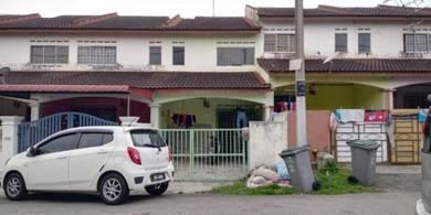 Kota masai pulasan rumah dua tingkat double storey -full loan