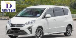 Family raya cheap car rental tour holiday pack