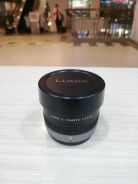 Panasonic lumix g 8mm f3.5 fisheye lens (99% new)