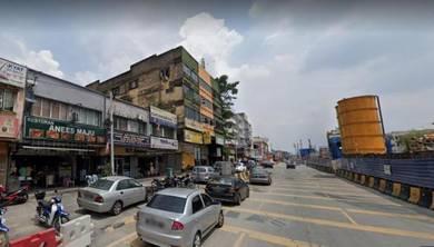 Ground Floor Shop, Jalan Ipoh, Facing main road