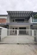 Rumah Sewa Pulai Indah / Skudai / Guard and gated / Below Market Value