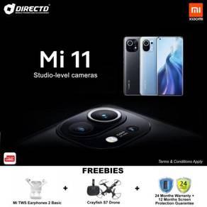 XIAOMI Mi11 | Mi 11 (256GB / SD 888) PERCUMA DRONE