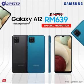 SAMSUNG Galaxy A12 (6GB RAM/128GB/5K BATT/15W)ORI