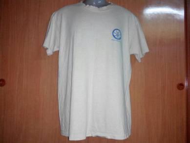 Vtg hawaiian island tshirt