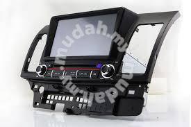 INSPIRA LANCER GT Double Din DVD Player w GPS new