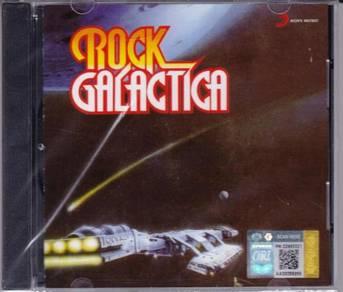 CD Rock Galactica