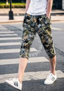 Type 2 - Three Quarters Retro Summer Casual Pants