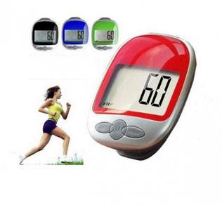 LCD Digital Step Walking Jogging Counter
