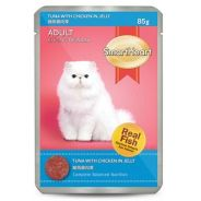 Smart Heart Cat Pouch 85g