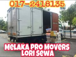 Melaka Lori Sewa Movers Pindah Local Outstation