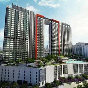 [Zero Downpayment] New Freehold Condo in Bukit Jalil, near Puchong KL