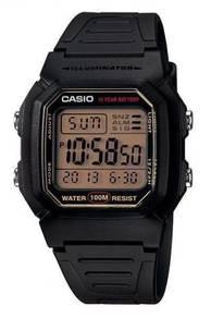 Watch - Casio Dual Time W800HG-9 - ORIGINAL