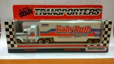 1993 Grand National Matchbox Truck