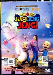 Upin & Ipin - Jeng Jeng Jeng - New DVD