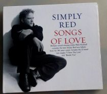 IMPORTED CD Simply Red Songs of Love CD