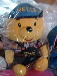 Pooh teddy bear 60cm