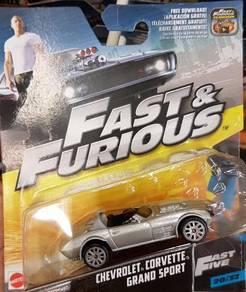 SGZ :Fast & Furious Chevrolet Corvette Grand Sport