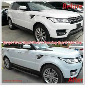 Range Rover Electric Auto Side Step Running Board