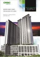 Rampai Residensi II [Cheapest Price with 4 bedroom] [KLCC/Lake View]
