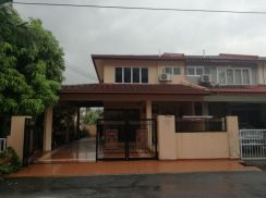 Double storey (end lot), taman taming impian, kajang