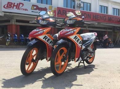 HONDA DASH REPSOL Se 125cc FREE APPLY LOAN