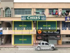 Donggongon square / Penampang / Shop lot / Ground floor / First Floor