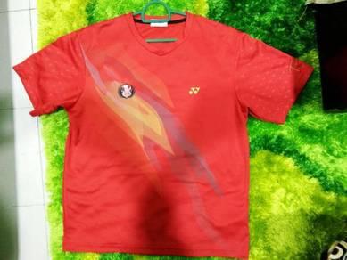 Yonex & victor shirt