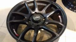 NEW SPORTRIM LENSO RAYDEN 15x7jj 4x114.3 ET40 (BLK