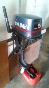 Yamaha engine 5hp