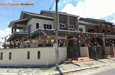 Rumah 2 Tingkat Teres BARU di Pengkalan Station 18