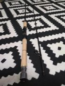 Custom Spinning Rod from MGFA Rodford Amzon