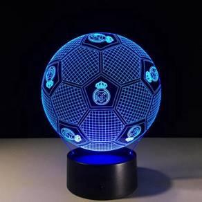 USB LED 3D Night Touch Light 7 Color LED Light