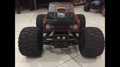 Hpi monster truck