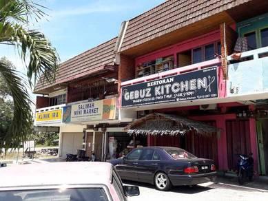 Rumah Kedai di Senawang 2Tingkat Untuk Dilepaskan Bawah Pasaran
