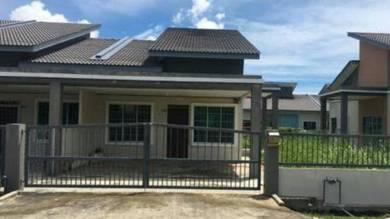 Single Storey Terrace Corner House. Miri, Desa Bahagia