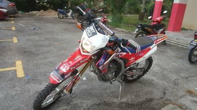Crf 250l tahun 2013