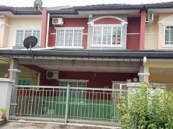 Fully-Furnished Double Storey Intermediate behind Mydin Samariang
