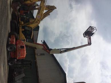 Rental JLG 600AJ Articulating Boomlift(18.47meter)