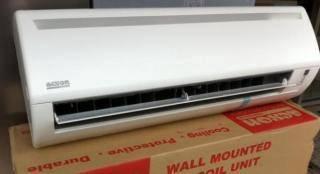 Acson terbaru aircond air cond 1hp *siap pasang