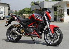 Benelli tnt25 LOAN EASY APPROVAL