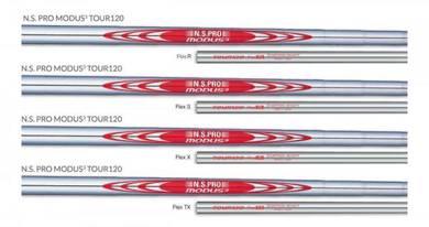 N.S. PRO Modus Tour120 Golf Iron Shaft