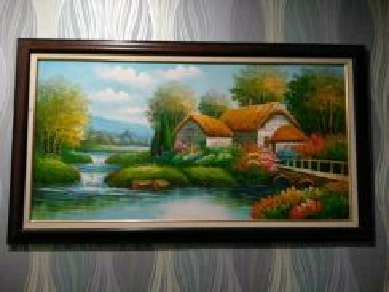 Gambar Lukisan Tangan