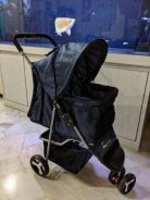 Pet Stroller Cat Dog Trolley