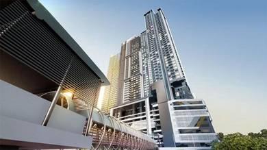 KL Cheras Project - 8% Rebate, Bridge to MRT, Mall, 2%Downpayment only