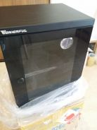 A brand new dry cabinet for cameras electronics