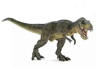Papo Jurassic Park, Jurassic world running T-Rex