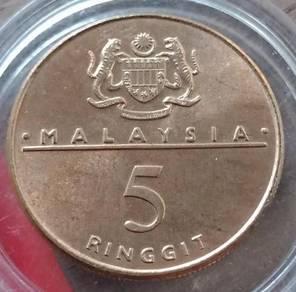 RM5 Mesyuarat Ketua Kerajaan Komanwel (Item B)