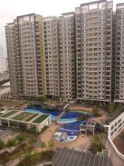 (1050sf) One Imperial 2 Car Park 4 AirCond Middle Floor Original Unit