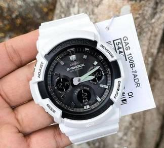 Watch- Casio G SHOCK SOLAR GAS100B-7A -ORIGINAL