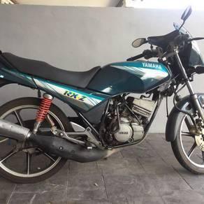 1987 Yamaha RXZ